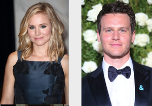 Kristen Bell & Jonathan Groff Reunite for Musical Film MOLLY AND THE MOON