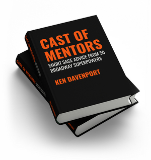 Ken Davenport to Release New Book CAST OF MENTORS
