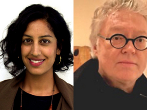 SEGAL TALKS Week 25 Presents Simon Dove & Megha Ralapati