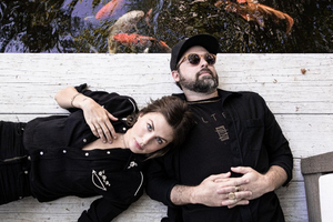 Phantogram Release Exclusive Live Performance Video of 'When I'm Small'