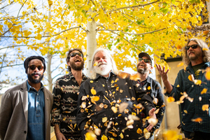 Vilar Performing Arts Center Announces Leftover Salmon Three Day Residency