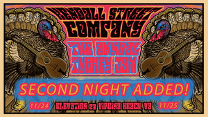 Kendall Street Company Adds Second Night to Annual Turkey Jam