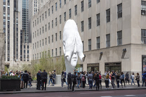 Outdoor Sculpture by Jaume Plensa to Change the Face of U-M Museum of Art