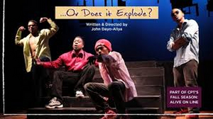 BWW Review: ...OR DOES IS EXPLODE? at Cleveland Public Theatre