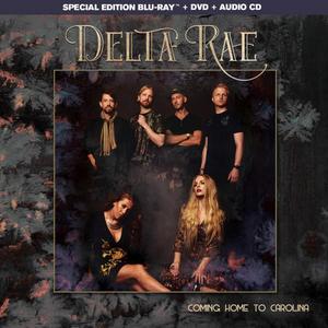 Delta Rae To Release 'Coming Home To Carolina' Nov. 20