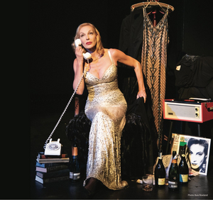 Club Cumming Productions Adds Three Encore Broadcasts of Ute Lemper's RENDEZVOUS WITH MARLENE