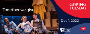 Springer Opera House Joins Global GivingTuesday Movement to Raise $10,000 on December 1st