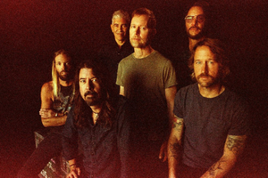 Foo Fighters Will Perform Live from the Roxy Nov. 14