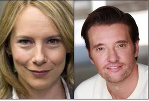 Commonwealth Shakespeare Company Presents THE ACTOR'S CRAFT With Amy Ryan and Jason Butler Harner