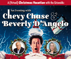 Kentucky Performing Arts to Stream A (VIRTUAL) CHRISTMAS VACATION WITH THE GRISWOLDS