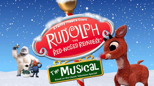 The Way Off Broadway Dinner Theatre Presents Stage Adaptation of RUDOLPH THE RED-NOSED REINDEER