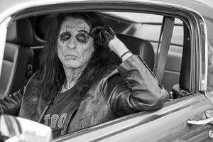 ALICE COOPER Announces New Album 'Detroit Stories'