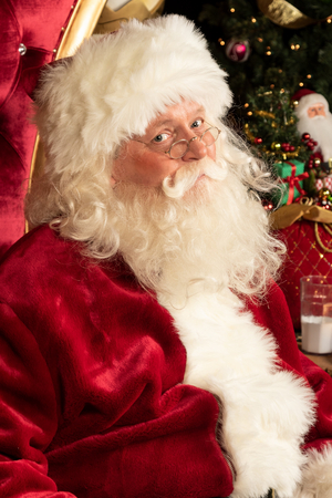 Open Book Theater Presents ZOOM WITH SANTA!