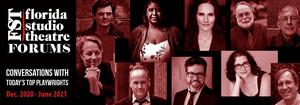 Florida Studio Theatre Announces Lineup For 2020-2021 FST Forums Series