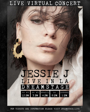 Jessie J Returns to the Stage for First Global Live Performance Since 2019