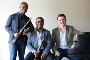 Shriver Hall Concert Series Presents The McGill/McHale Trio In Virtual Premiere Concert