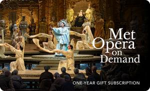 Metropolitan Opera Announces 2020 Holiday Gift Guide