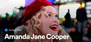 Amanda Jane Cooper to Release New Cover of 'Have Yourself A Merry Little Christmas'