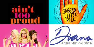 Breaking: The Casts of AIN'T TOO PROUD, JAGGED LITTLE PILL, MEAN GIRLS & More Will Take Part in ONE NIGHT ONLY: THE BEST OF BROADWAY Special on NBC