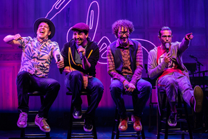 FREESTYLE LOVE SUPREME's Anthony Veneziale Will Appear on THEATER: ALL THE MOVING PARTS