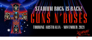 Guns N' Roses Announce Stadium Tour