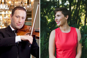 Eureka Chamber Music Series Announces Tom Stone and Maggee VanSpeybroeck as New Co-Artistic Directors