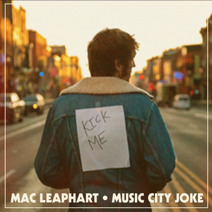 Mac Leaphart Offers Wry, Rugged 'Music City Joke' on February 12