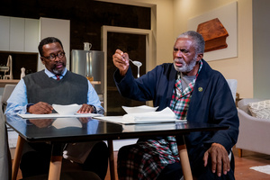 Wendell Pierce and Charlie Robinson Star in James Anthony Tyler's SOME OLD BLACK MAN