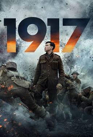 Showtime Will Air the Television Premiere of 1917