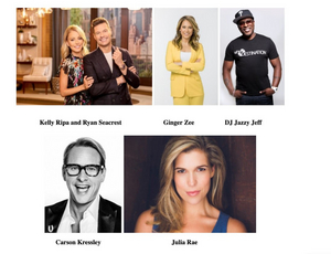 DJ Jazzy Jeff, Carson Kressley & More Join ABC 6 DUNKIN' THANKSGIVING DAY CELEBRATION