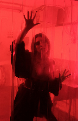 DeathByRomy Stars in Haunting New Video for Single 'Wolf' by DJ Politik