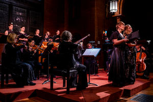 Folger Consort Presents CHRISTMAS WITH THE FOLGER CONSORT: A VIRTUAL CONCERT