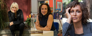 V (Formerly Eve Ensler) and Maria Hinojosa Host Working Theater's Benefit Reading Of Lisa Ramirez's  TO THE BONE