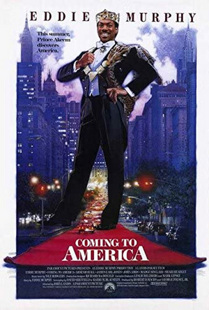 Amazon Studios Acquires COMING 2 AMERICA from Paramount Pictures