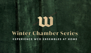 Wisconsin Chamber Orchestra Announces Winter Chamber Series