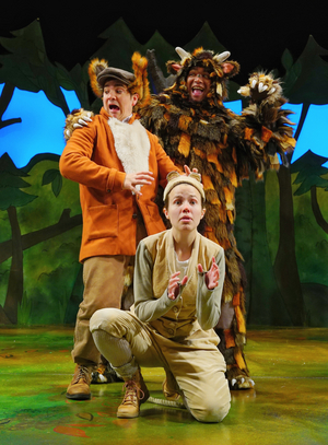 Tall Stories to Livestream Production of THE GRUFFALO This December