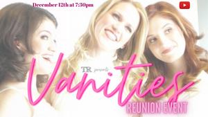 Theatre Raleigh Hosts VANITIES Reunion Event Starring Sarah Stiles and Anneliese van der Pol