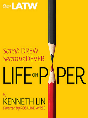 Audio Recording of LIFE ON PAPER Starring Sarah Drew and Seamus Dever Now Available To Reserve