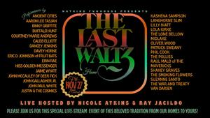 Nicole Atkins Presents The Last Waltz at Home Nov. 27