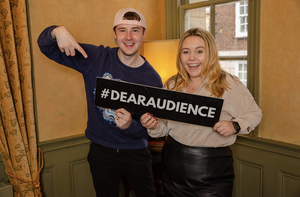 Danny Kaan and Sophie Ross Present DEAR AUDIENCE Coffee Table Book