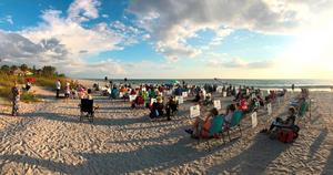 The Hermitage Artist Retreat Announces Upcoming Outdoor Beach Programs
