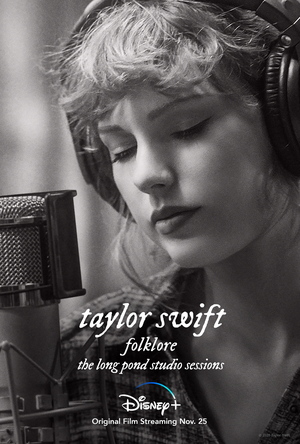 Taylor Swift's 'folklore' Concert Film Will Premiere on Disney Plus