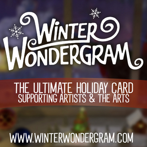 Highland Park Players, Big Noise Theatre and BC/EFA Team Up for 'Winter Wondergram: The Ultimate Holiday Card Experience'