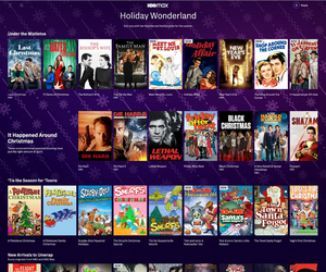 HBO Max Launches 'Holiday Wonderland' Spotlight Page With Holiday Favorites