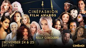 Kelly Osbourne Hosts The 2020 CinéFashion Film Awards Tonight