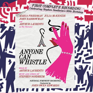 BWW CD Review: ANYONE CAN WHISTLE, Finally