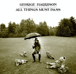 George Harrison's 'All Things Must Pass' Gets 50th Anniversary Stereo Mix