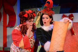 ELEANOR'S VERY MERRY CHRISTMAS WISH-THE MUSICAL Begins Streaming Today