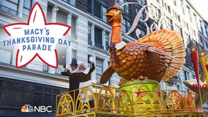 RATINGS: MACY'S THANKSGIVING DAY PARADE Leads Ratings for NBC