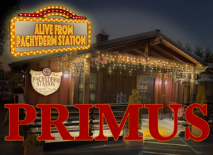 Primus Announce Virtual Concert 'Alive From Pachyderm Station'